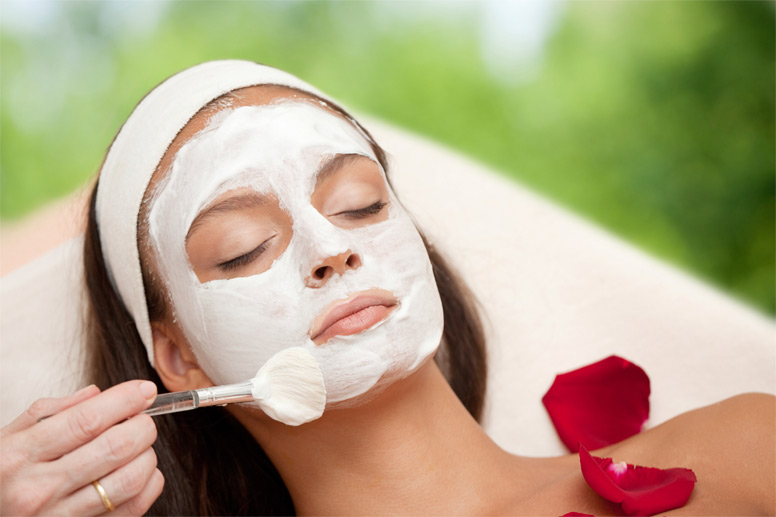 beautiful skin facial in Memphis