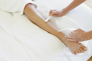 female full body waxing