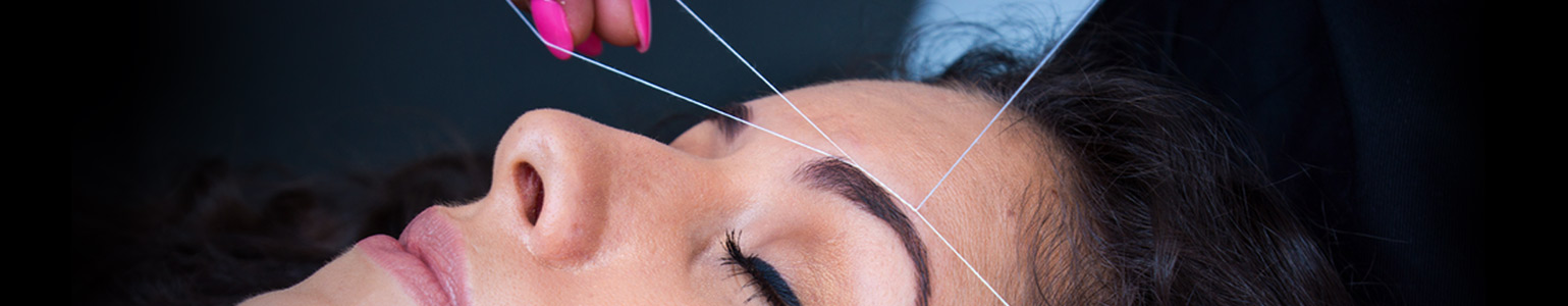 eyebrow threading Specialist